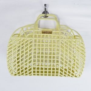 MELISSA odabash shoe collection Jelly tote bag